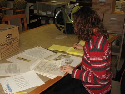 conduct interview for research paper